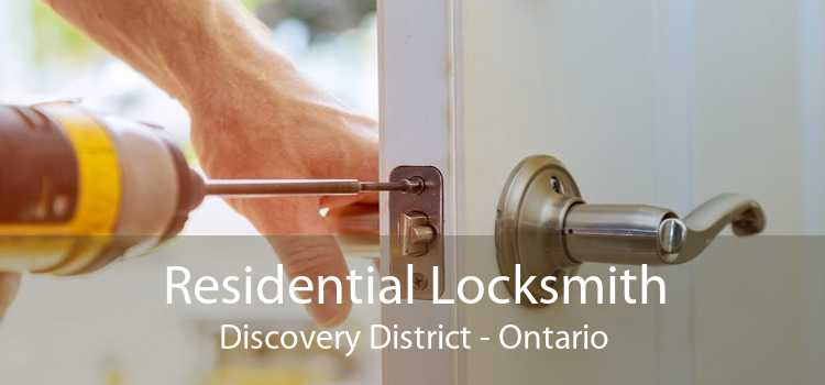 Residential Locksmith Discovery District - Ontario