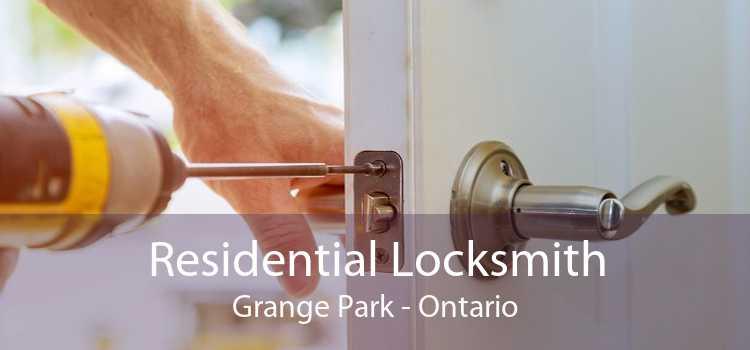 Residential Locksmith Grange Park - Ontario