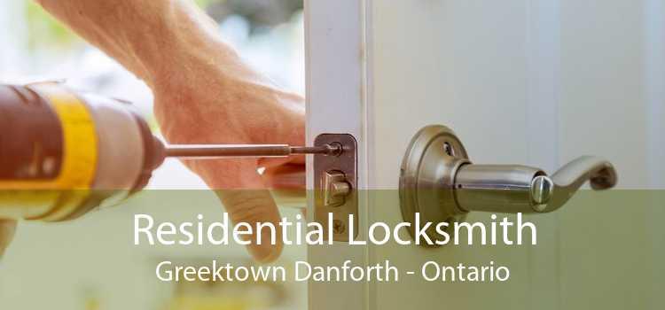 Residential Locksmith Greektown Danforth - Ontario