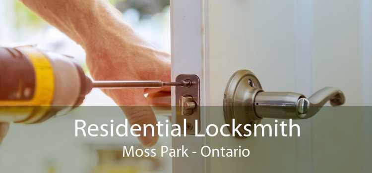 Residential Locksmith Moss Park - Ontario