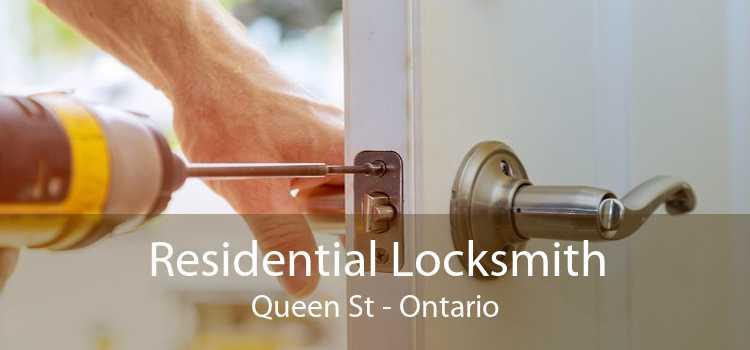 Residential Locksmith Queen St - Ontario