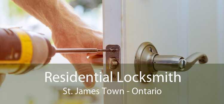 Residential Locksmith St. James Town - Ontario