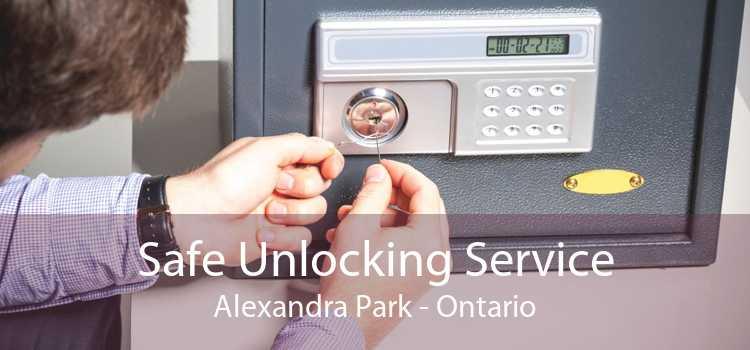 Safe Unlocking Service Alexandra Park - Ontario