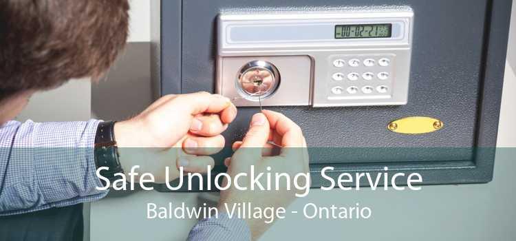 Safe Unlocking Service Baldwin Village - Ontario