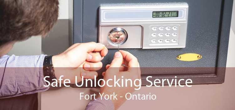 Safe Unlocking Service Fort York - Ontario