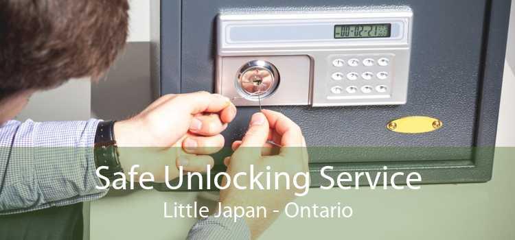 Safe Unlocking Service Little Japan - Ontario
