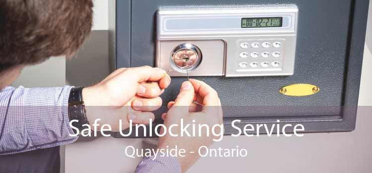 Safe Unlocking Service Quayside - Ontario