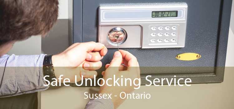 Safe Unlocking Service Sussex - Ontario