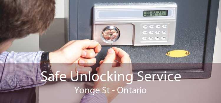Safe Unlocking Service Yonge St - Ontario