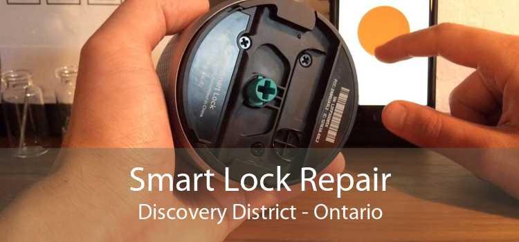Smart Lock Repair Discovery District - Ontario