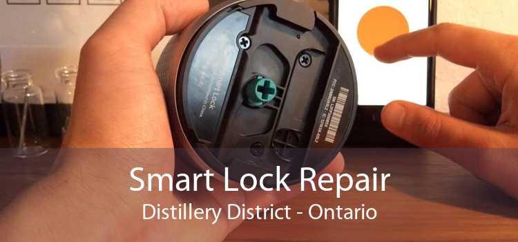 Smart Lock Repair Distillery District - Ontario