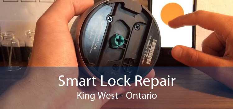 Smart Lock Repair King West - Ontario