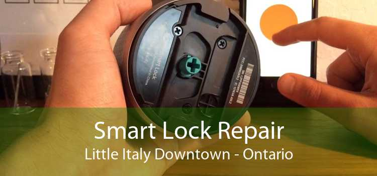 Smart Lock Repair Little Italy Downtown - Ontario