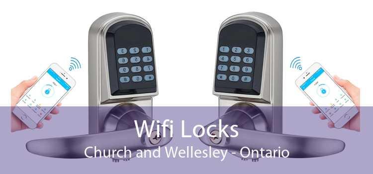 Wifi Locks Church and Wellesley - Ontario