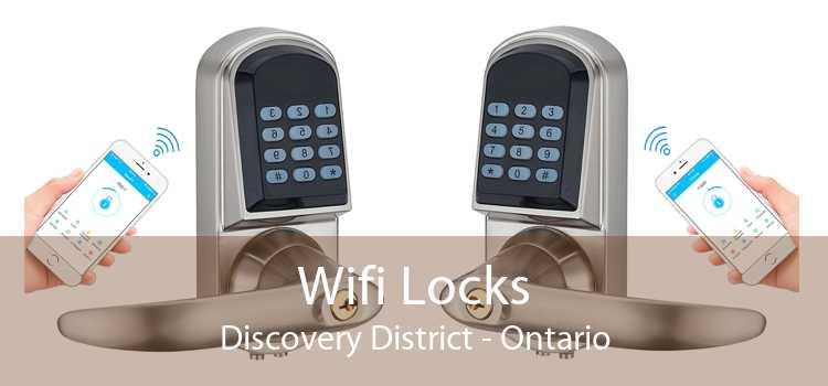 Wifi Locks Discovery District - Ontario