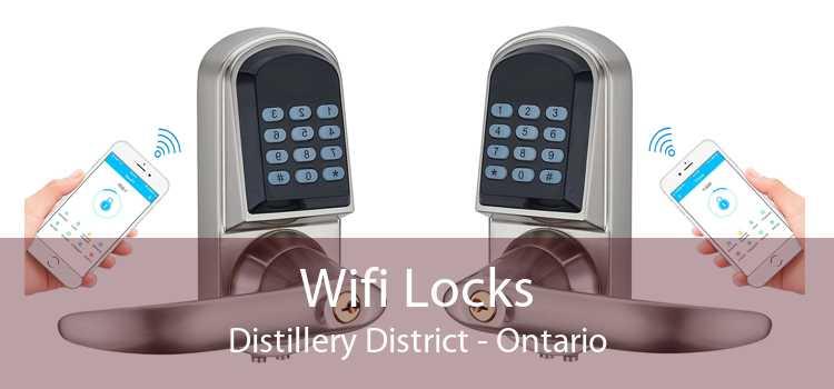 Wifi Locks Distillery District - Ontario