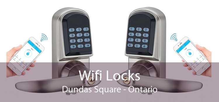 Wifi Locks Dundas Square - Ontario