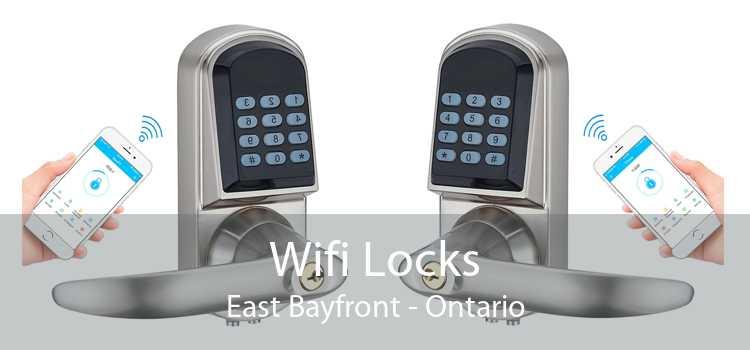 Wifi Locks East Bayfront - Ontario