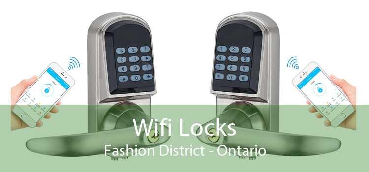 Wifi Locks Fashion District - Ontario