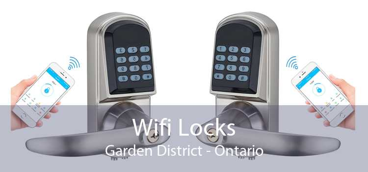 Wifi Locks Garden District - Ontario