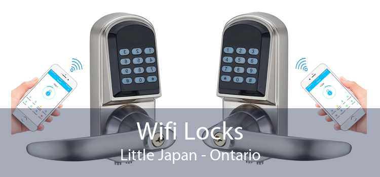 Wifi Locks Little Japan - Ontario