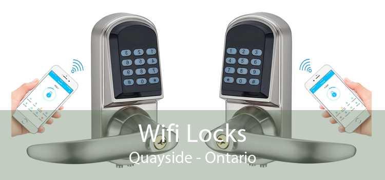 Wifi Locks Quayside - Ontario