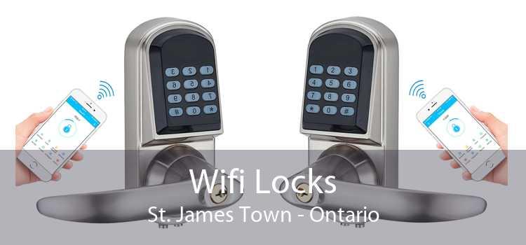 Wifi Locks St. James Town - Ontario