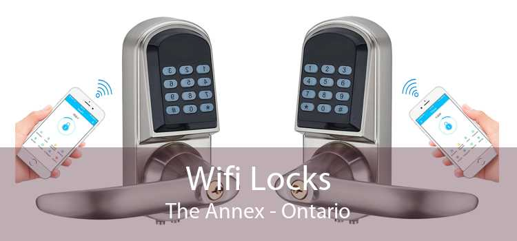Wifi Locks The Annex - Ontario