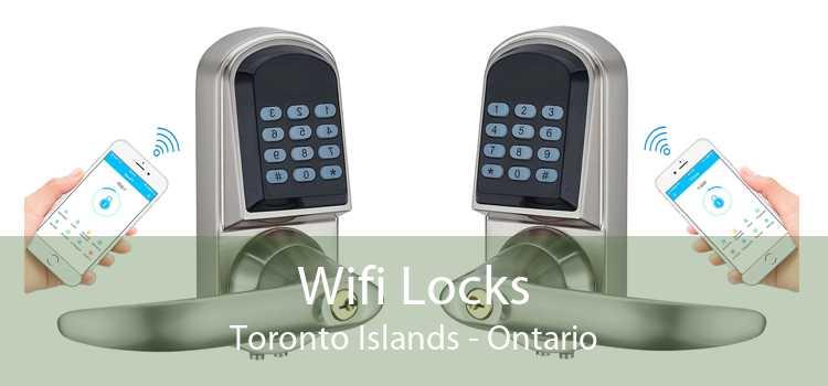 Wifi Locks Toronto Islands - Ontario