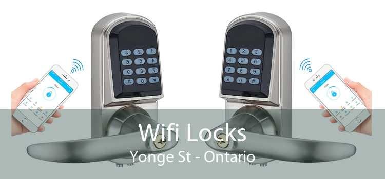 Wifi Locks Yonge St - Ontario